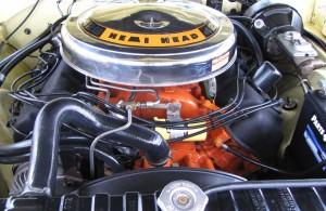 426 Hemi Engine Rebuild